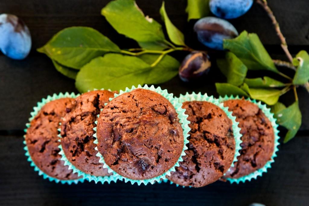 Muffins-mit-Pflaumen-33