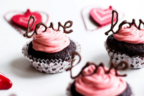 Cupcakes mit Mascarponecreme