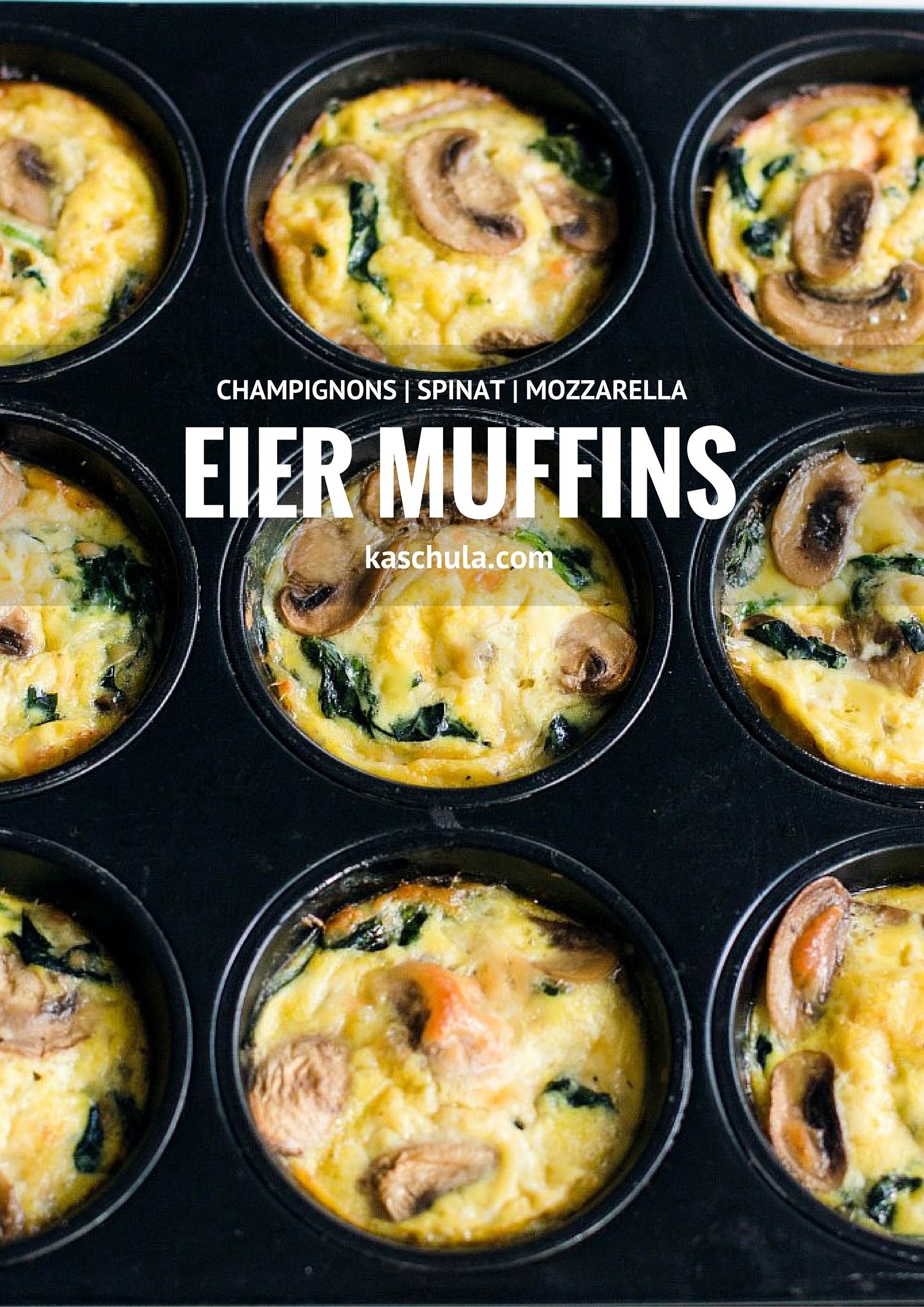 Eier-Muffins-mit-Spinat-und-Champignons-Rezept-Frühstück-16