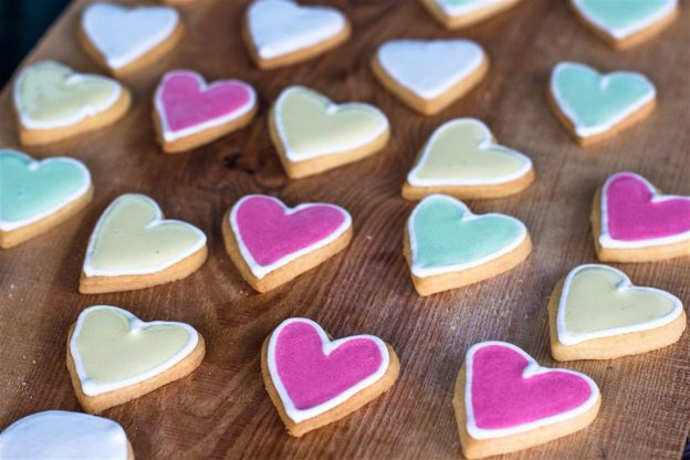 Kekse In Herzform Kaschula